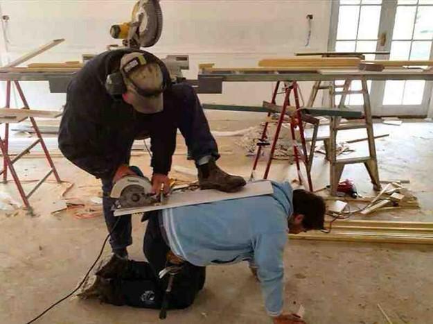 contractor oops